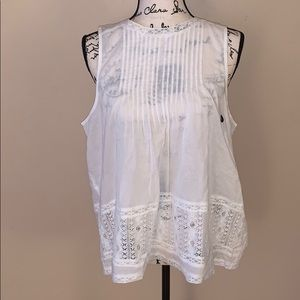 Abercrombie and Fitch women's tank blouse